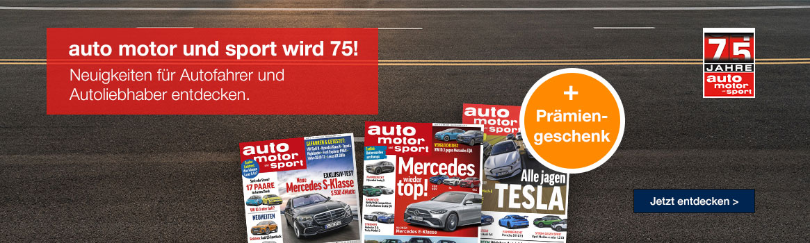 auto motor & sport SPECIAL - für Auto- und  Motorsportfans