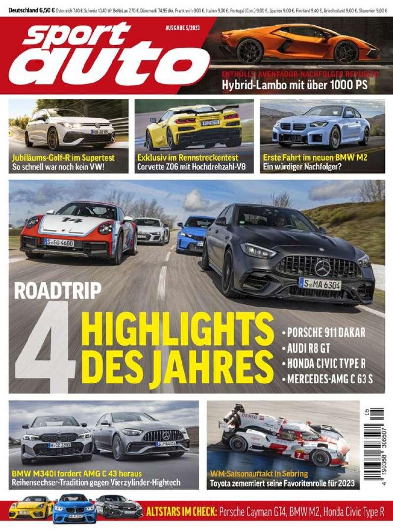 Sport Auto Zeitung