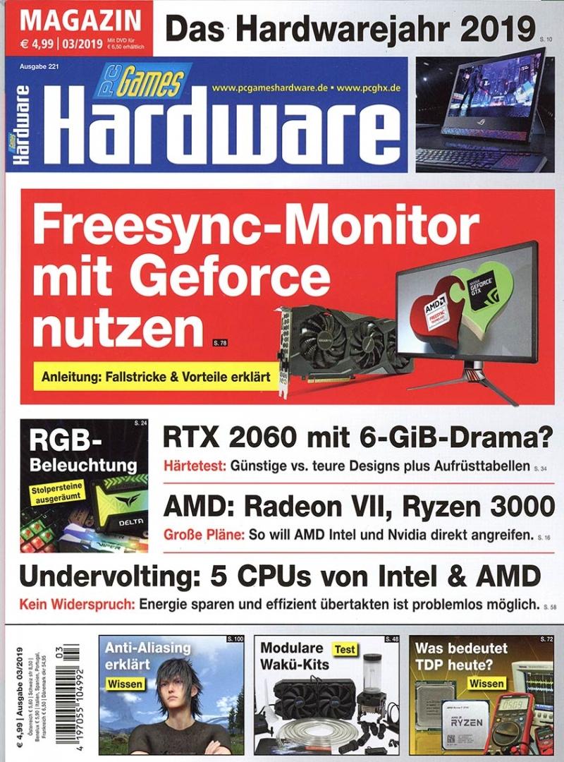 PC Games Hardware +DVD-Prämienabo Titelbild