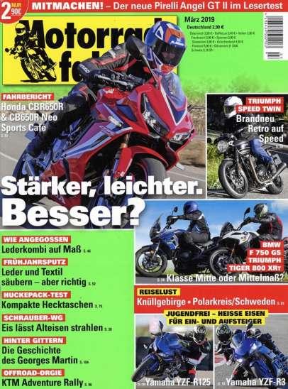 Motorradfahrer Magazin