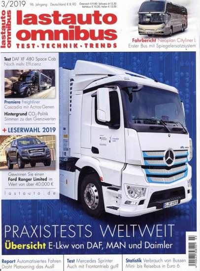 Lastauto Omnibus Cover