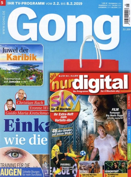 Gong / nur digital