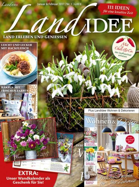 LandIDEE + LandIDEE Wohnen & Dekorieren