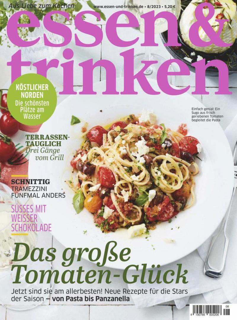 Essen & Trinken-Prämienabo Titelbild