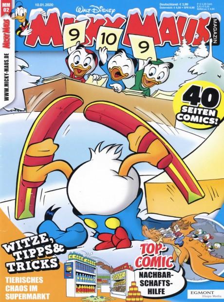 Micky Maus - Magazin